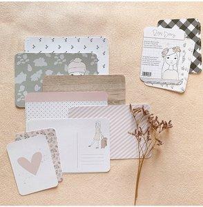 Set de tarjetas para PL Adorable Zoe 2.0 de Alúa Cid