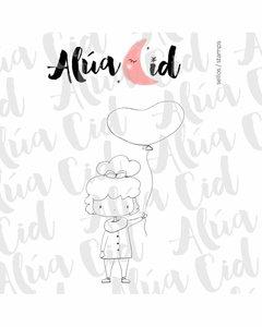 Sello We Love de Alua Cid