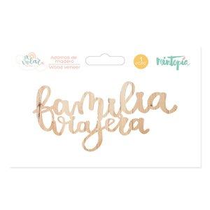 Maderita Familia Viajera