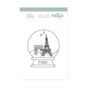 Sello Bola viaje París