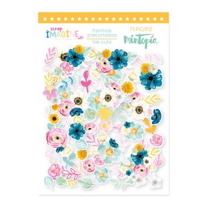 Die cuts Flores Imagine