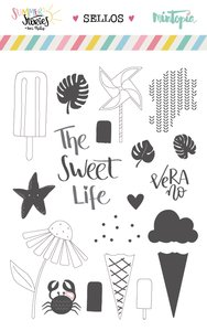 Sellos The Sweet Life Summer Stories
