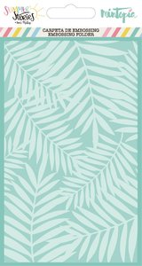 Carpeta de embossing Selva Summer Stories