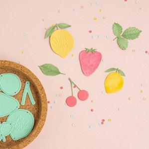 Troqueles Frutas de Verano Summer Stories