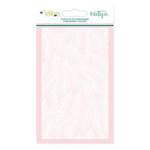 Carpeta de embossing Ramas de abeto Muérdago de Mintopía