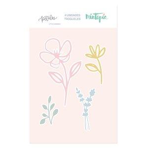 Troquel Pétalos Set de flores