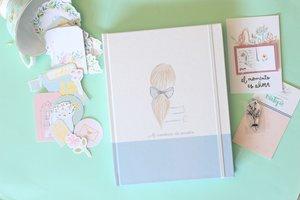 Cuaderno de Bullet Journal Chica