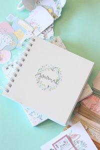 Cuaderno de espiral Corona Journal
