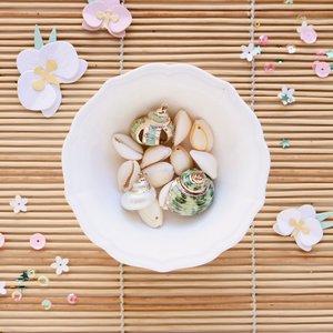 Surtido de conchitas Aloha de Mintopía