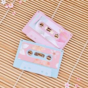 Troquel Mintopía Aloha Cinta de cassette
