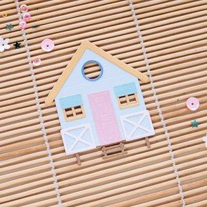 Troquel Mintopía Aloha Casa de playa