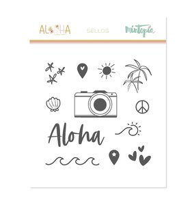 Sello Mintopía Aloha Verano