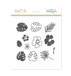 Sello Mintopía Aloha Tropical