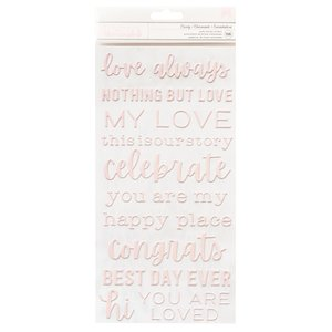 Thickers frases puffy Lovely Moments