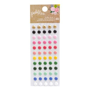 Dots puffy Lovely Moments