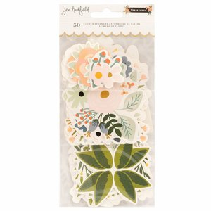 Die Cuts Flores The Avenue by Jen Hadfield