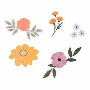 Die Cuts Floral Peaceful Heart de Jen Hadfield