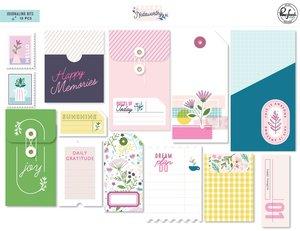 Tags y sobres Pinkfresh Noteworthy