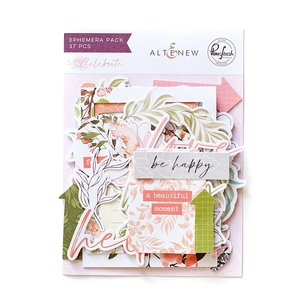 Die Cuts Celebrate de PinkFresh & Altenew