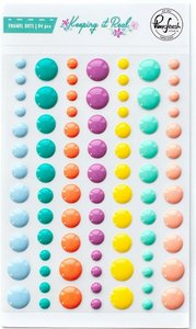 Enamel Dots Keeping it Real de PinkFresh