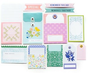 Journaling Bits Happy Blooms de PinkFresh