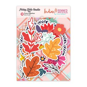 Die Cuts Indian Summer Time Together