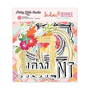 Die Cuts con Foil Indian Summer Timeless