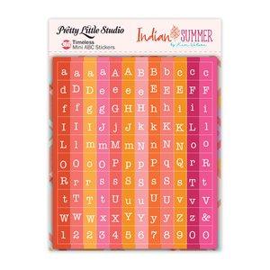 Mini alfabetos Indian Summer Timeless