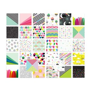 "Swatch Pack 2x2"" Color Me Happy"