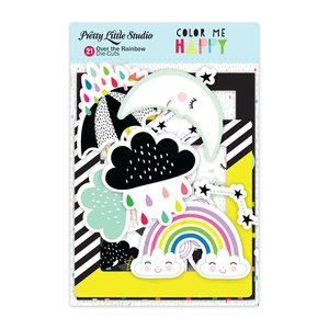 Die Cuts Color Me Happy Over the Rainbow
