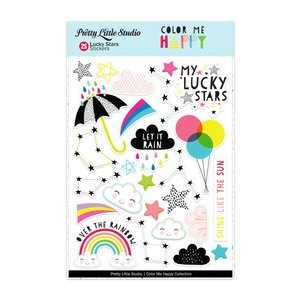 Pegatinas Color Me Happy Lucky Stars