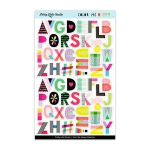 Alfabeto Color Me Happy