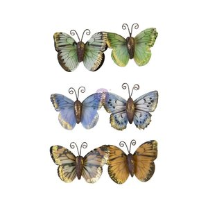 Mariposas col. Naure Lover de Prima Majestic Flight