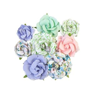 Flores col. Watercolor Floral de Prima Rose Gouache