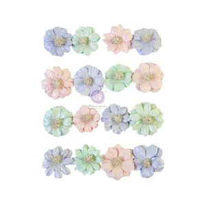 Flores col. Watercolor Floral de Prima Pretty Tints