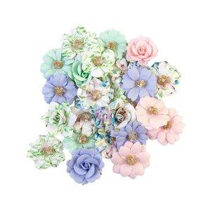 Flores col. Watercolor Floral de Prima Tiny Colors