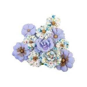 Flores col. Watercolor Floral de Prima Blank Canvas