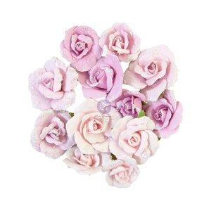 Flores col. Watercolor Floral de Prima Grey Pigment