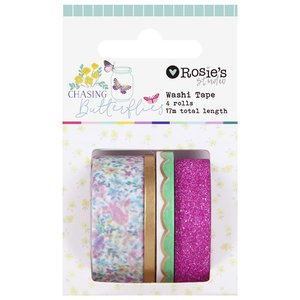 Set de Washi tapes Chasing Butterflies