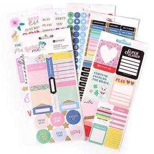 Pegatinas para Planners y Diarios Lucky Me de Rosie's Studio