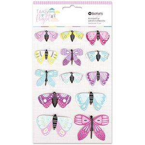 Pegatinas Butterfly Take Flight de Rosie's Studio