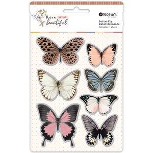 Pegatinas 3D de acetato Butterfly Take Flight de Rosie's Studio