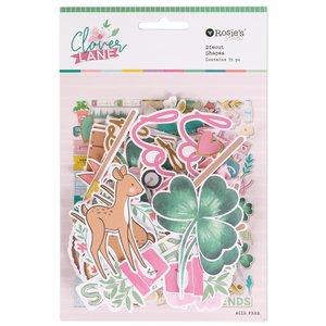 Die Cuts Clover Line de Rosie's Studio