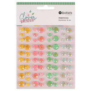 Gemstones Clover Line de Rosie's Studio
