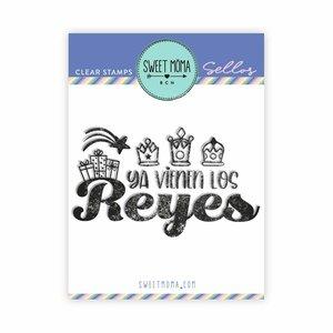 Sellos Ya vienen los Reyes Colección 21 de Sweet Moma