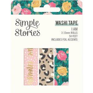 Set de washi tape I Am