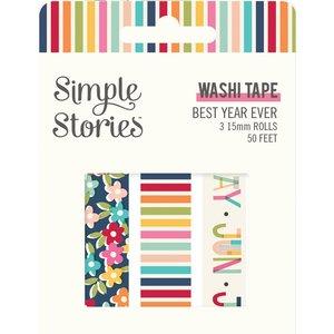 Set washi tape Best Year Ever