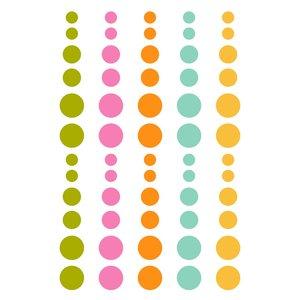 Enamel dots Best Year Ever