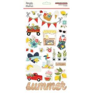 "Chipboard 6x12"" Simple Stories Summer Farmhouse"