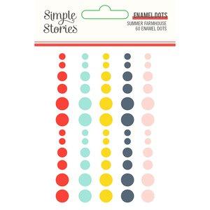 Enamel Dots Simple Stories Summer Farmhouse
